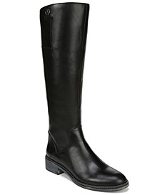 Becky Wide Calf High Shaft Boots