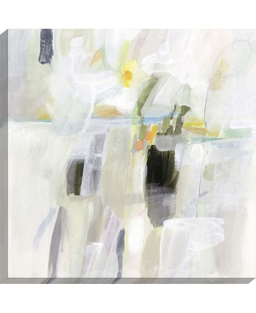 "Paragon Sun I- Gallery Wrap Wall Art, 40"" x 40"""