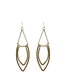 Area Stars Viper Earrings