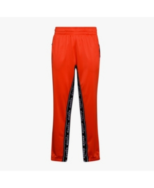 Diadora Track Pant Trofeo In Red Cherry Tree