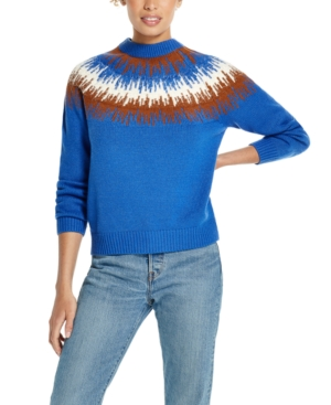 Weatherproof Vintage Starburst Ski Sweater, Created For Macy's