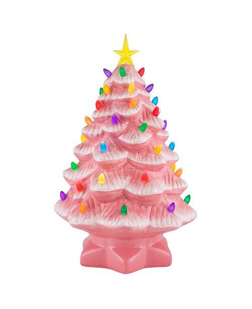 "Mr. Christmas 14"" Nostalgic Christmas Tree"