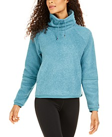 Women's Therma Fleece Cowlneck Training Top