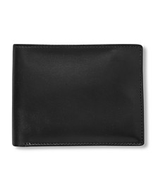 Perry Ellis Portfolio Men's Leather Gramercy Bifold Wallet