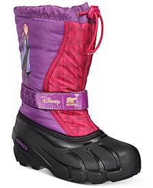 Disney x Sorel Little Girls Flurry Frozen 2 Boots