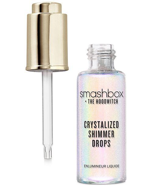 Smashbox Crystalized Shimmer Drops
