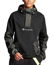Men's Sideline Tech Fleece Quarter-Zip Jacket