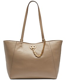 Linton Leather Tote, Created For Macy's