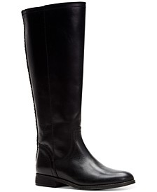 Jolie Tall Leather Boots