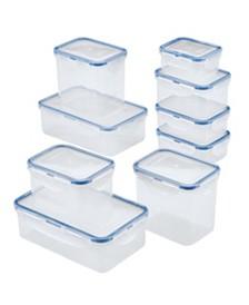 Easy Essentials 18-Pc. Food Storage Container Set