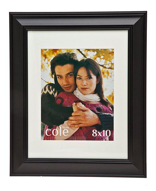 "Philip Whitney Black W Box Frame - 11"" x 14"""