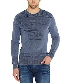 Men's Wilso Jacquard Knit Sweater