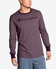 Champion Men's Heritage Long-Sleeve T-Shirt