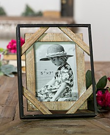 """5"""" x 7"""" Wood Picture Frame"""