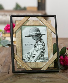 """VIP Home & Garden 5"""" x 7"""" Wood Picture Frame"""