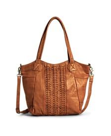 Eve Leather Satchel