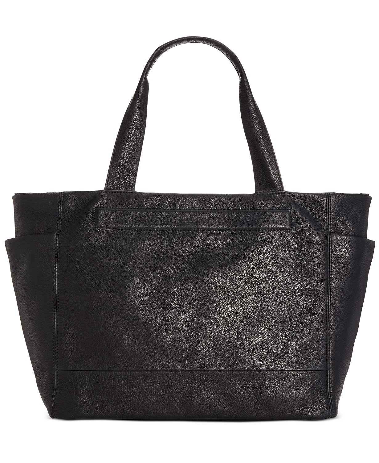 Macys deals on Kenneth Cole New York Stanton Leather Reversible Tote