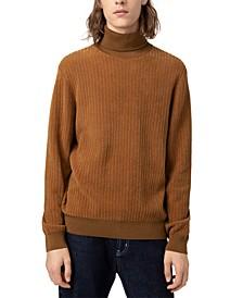 Boss Men's Oversized Turtleneck Sweater