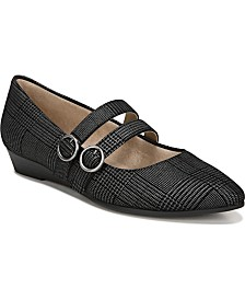 Soul Naturalizer Wanderlust Mary Janes Flats