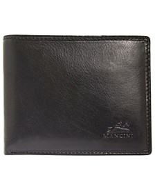 Boulder Collection RFID Secure Wallet with Removable Passcase and Coin Pocket
