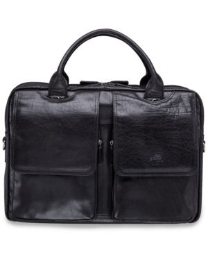 """Arizona Collection Double Compartment 15.6"""" Laptop / Tablet Briefcase"""