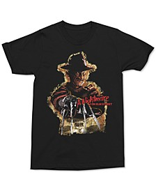 Freddy Montage Men's Graphic T-Shirt