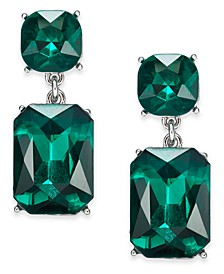 Two Stone Drop Earrings, Created For Macy's