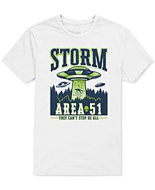 Storm Area 51 Men's Graphic T-Shirt