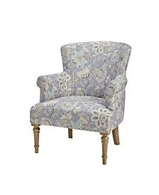 Martha Stewart Catherine Accent Chair, Quick Ship