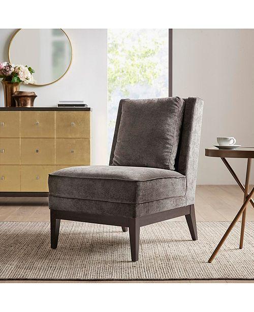 Groovy Martha Stewart Elise Accent Chair Quick Ship Bralicious Painted Fabric Chair Ideas Braliciousco