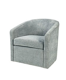 Martha Stewart Amber Swivel Chair