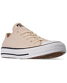 Women's Chuck Taylor All Star Renew Low Top Casual Sneakers from Finish Line