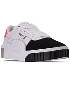 Women's Cali Remix Casual Sneakers from Finish Line