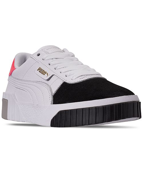 Puma Women's Cali Remix Casual Sneakers from Finish Line ...