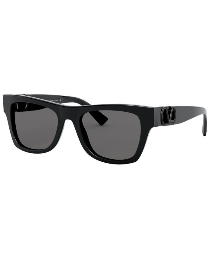 Valentino Sunglasses, VA4066 52 & Reviews - Sunglasses by Sunglass Hut - Handbags & Accessories - Macy's
