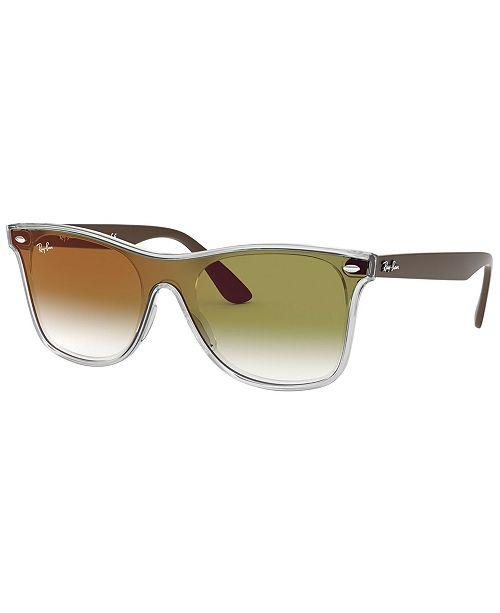 Ray-Ban Sunglasses, RB4440N 41 BLAZE WAYFARER