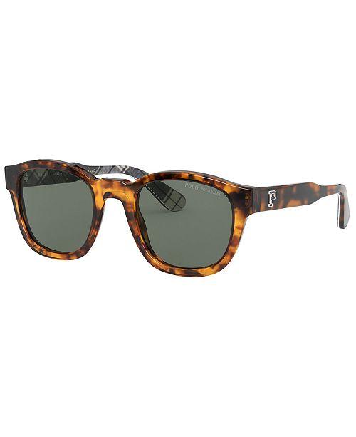 Polo Ralph Lauren Polarized Sunglasses, PH4159 49