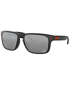 NFL Collection Sunglasses, Cincinnati Bengals OO9102 55 HOLBROOK