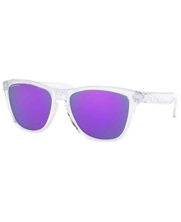 Oakley Men's Frogskin Sunglasses