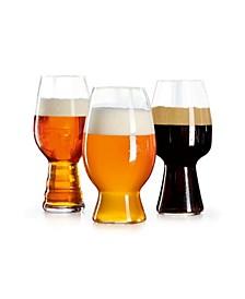 Craft Beer Tasting Kit Set of 3