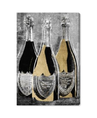 Dom Party for Three Canvas Art, 10