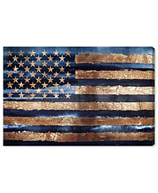 Rocky Navy Freedom Canvas Art Collection