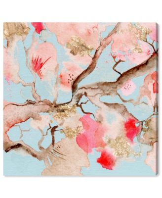 Julianne Taylor - Under The Blossoms and Sky Canvas Art, 24