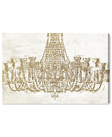 Glam Chandelier Canvas Art Collection