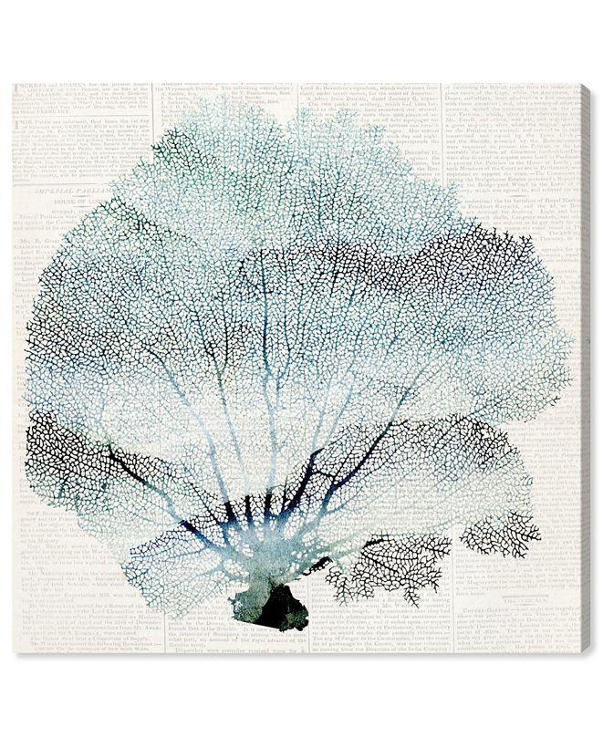"""Oliver Gal Acoran Canvas Art, 12"""" x 12"""""""