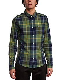 Men's Spanky Okapi Plaid Shirt
