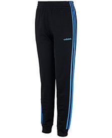adidas Big Boys Core Tricot Jogger Pants