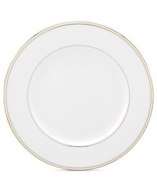Federal Gold Salad Plate