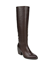 Fae Wide Calf High Shaft Boots