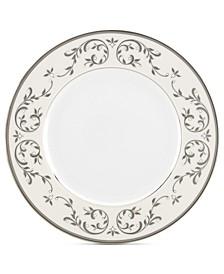 Opal Innocence Silver Dinner Plate